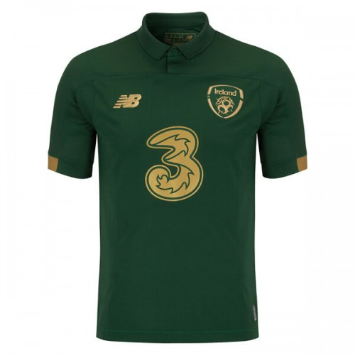 Ireland Home Euro 2020 Football Shirt