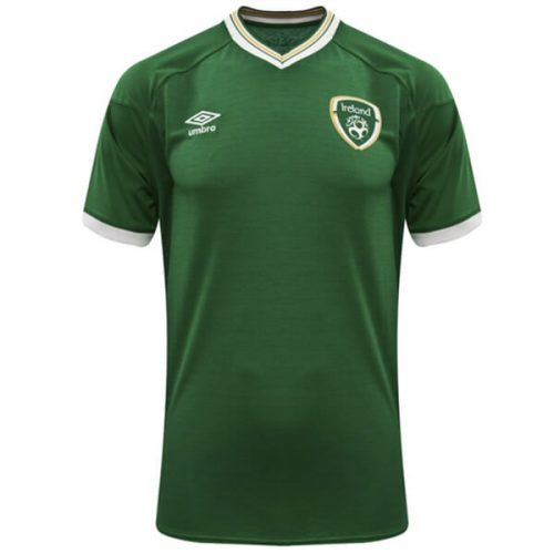 Ireland Home Football Shirt 2021