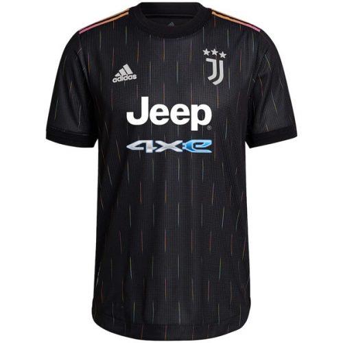 Juventus Away Player Version Football Shirt 2122