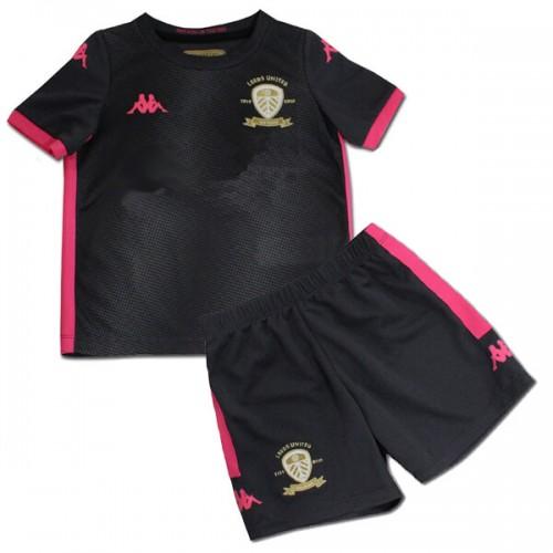 Leeds United Away Kids Football Kit 1920