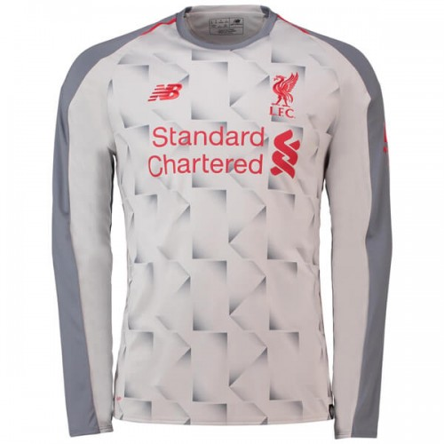 Liverpool 3rd Long Sleeve Football Shirt 18 19