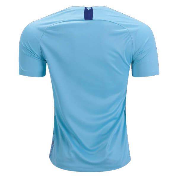 size 40 ba0ca ced46 Netherlands 2018 Away Football Shirt