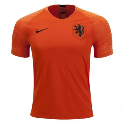 Netherlands Home Football Shirt 18 19