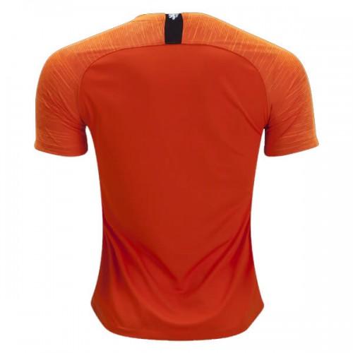 Netherlands Home Soccer Jersey 18 19