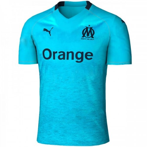 Olympique de Marseille 3rd Football Shirt 18 19