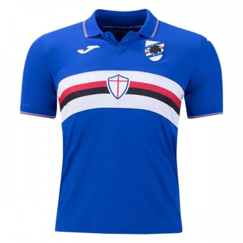 Sampdoria Home Football Shirt 19 20