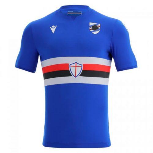 Sampdoria Home Football Shirt 21 22