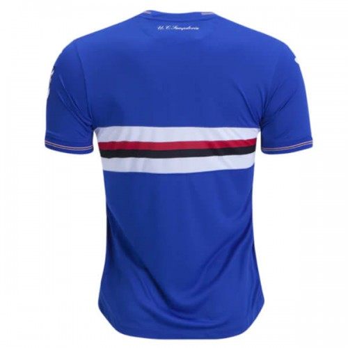 Sampdoria Home Soccer Jersey 18 19