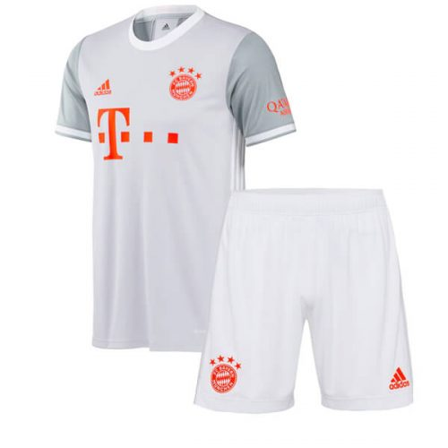 Bayern Munich Away Kids Football Kit 2021
