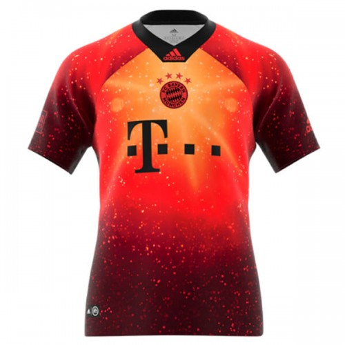 Bayern Munich EA Sports Football Shirt 18 19