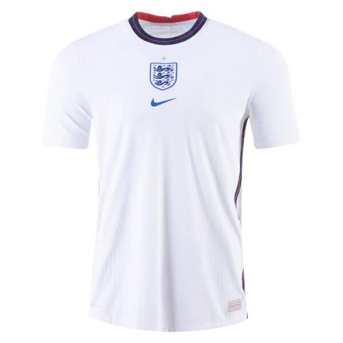 England Home Football Shirt 20 21 - Player Version