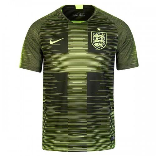 England Remix Pre Match Top - Volt