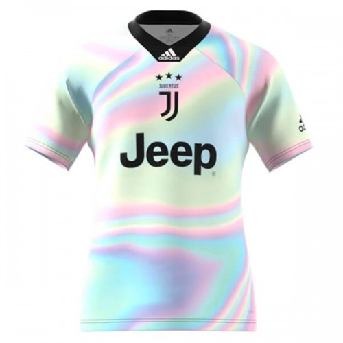 Juventus EA Sports Football Shirt 18 19