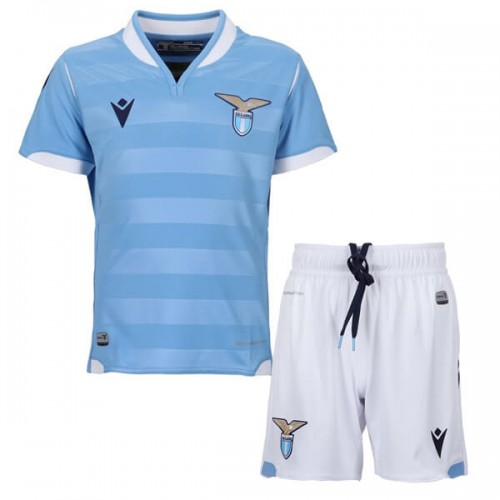 Lazio Home Kids Football Kit 19 20