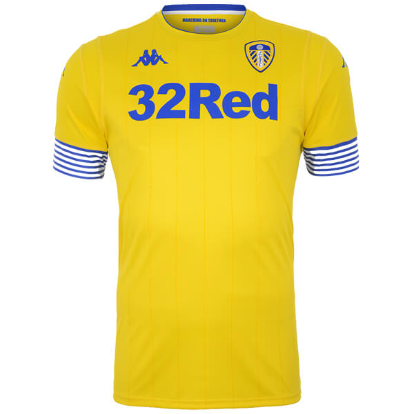 95382727f Leeds United Third Football Shirt 18 19 - SoccerLord