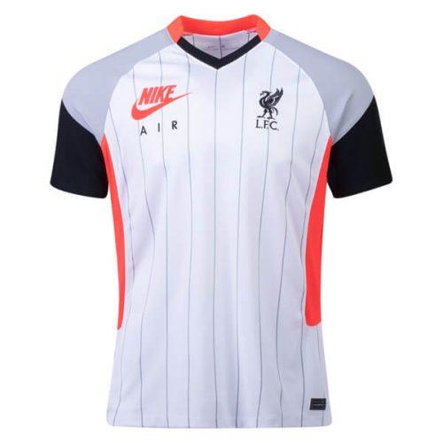 Liverpool Air Max Football Shirt 2021