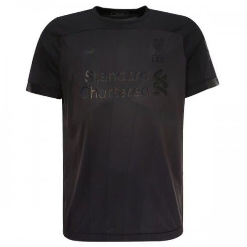 Liverpool Blackout Football Shirt 19 20