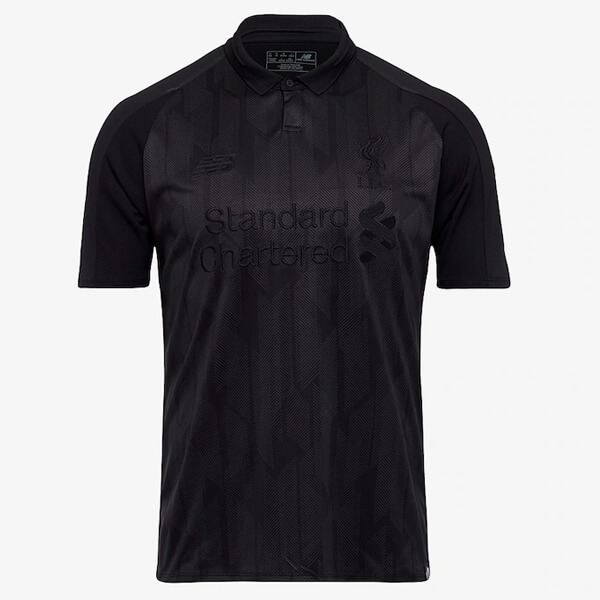 c2e33e603 Liverpool Blackout Limited Edition Football Shirt 18 19 - SoccerLord