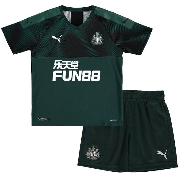 size 40 11f5f 7c412 Newcastle United Away Kids Football Kit 19/20