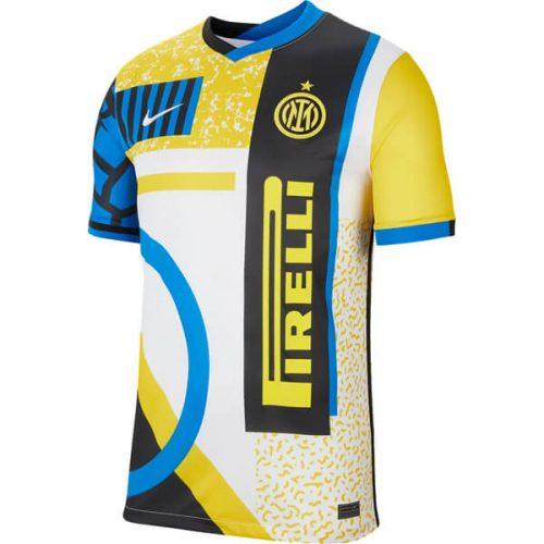 Inter Milan Fourth Football Shirt 2021