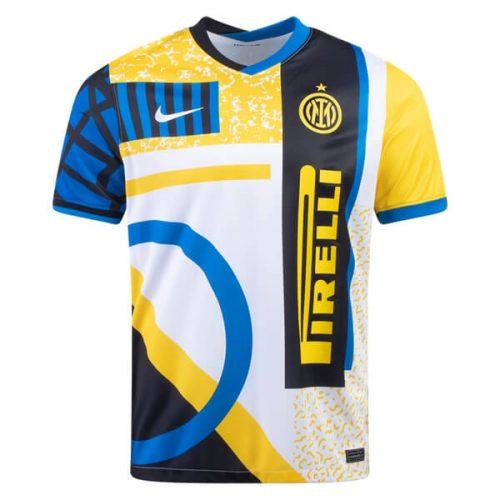 Inter Milan Fourth Special Anniversary Football Shirt