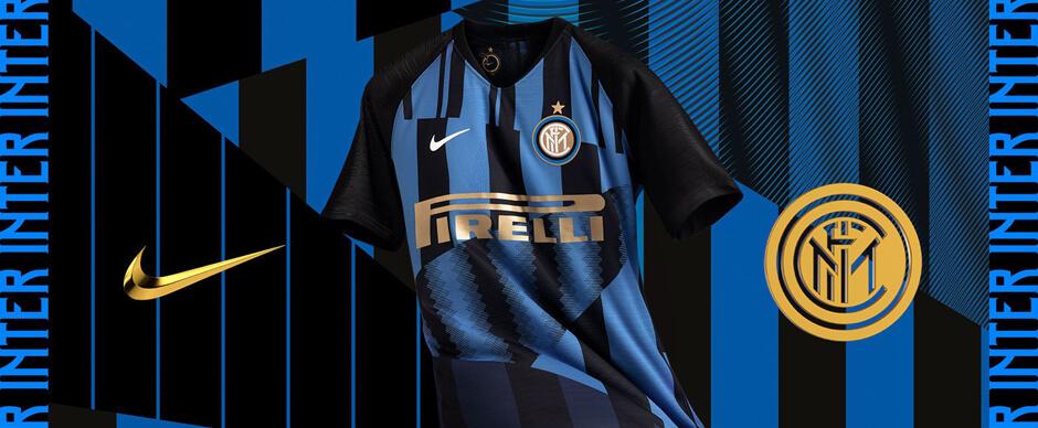 Inter Milan 20th Anniversary Soccer Jersey