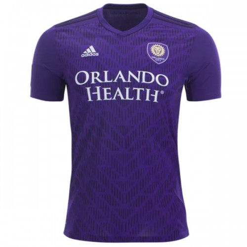 Orlando City Home 2019 Soccer Jersey