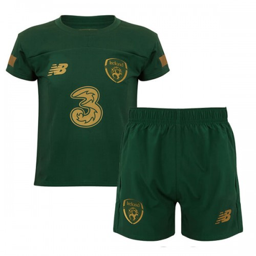 Ireland Home 2020 Kids Football Kit