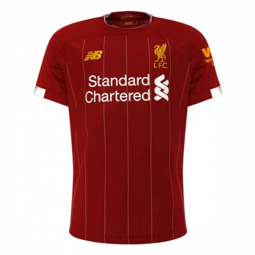 Liverpool Home Football Shirt 19 20