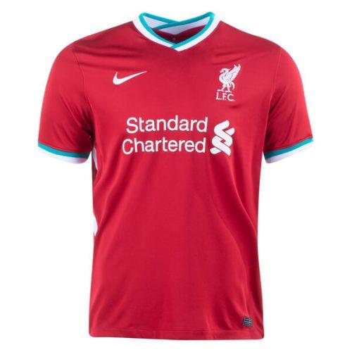 Liverpool Home Football Shirt 20 21