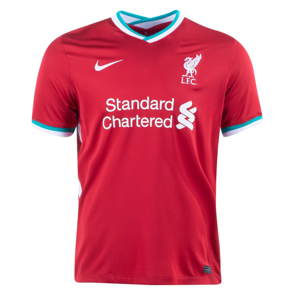 Liverpool Home Football Shirt 20 21