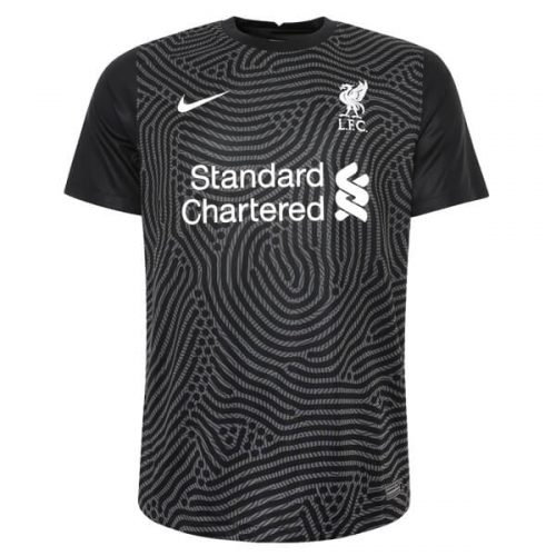 Liverpool Home Goalkeeper Football Shirt 20 21
