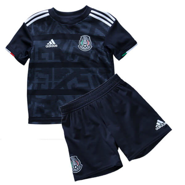 Mexico Home Kids Football Kit 2019