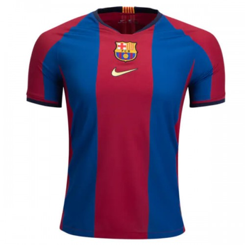 Retro FC Barcelona 1998 Limited Edition Jersey