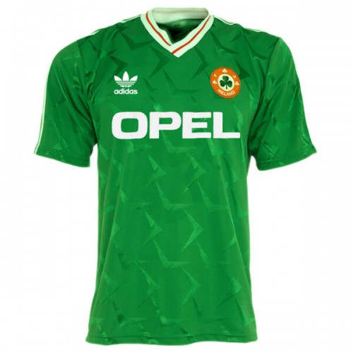 Original Adidas Rep Of Ireland Italia 90 Jersey Size L For