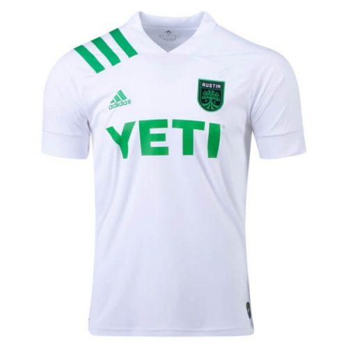 Austin FC Away Soccer Jersey 2021