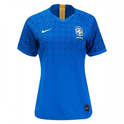 Brazil 2019 Women's Away Football Shirt