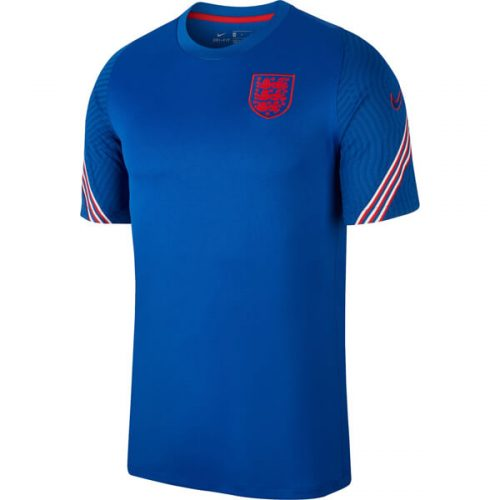 England Pre Match Training Soccer Jersey - Royal