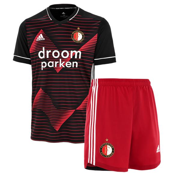 Feyenoord Away Kids Football Kit 20 21 Soccerlord