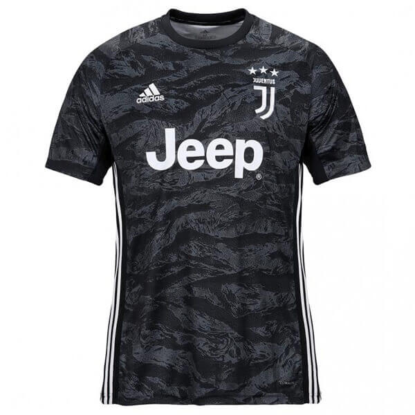 5425d494e Juventus Home Goalkeeper Football Shirt 19/20 - SoccerLord