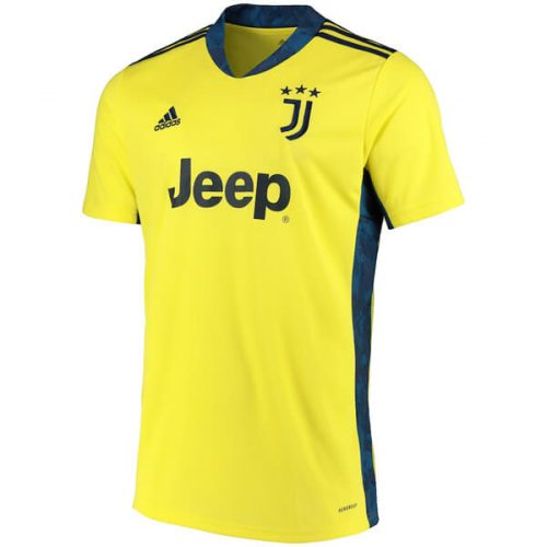 Juventus Home Goalkeeper Football Shirt 20 21
