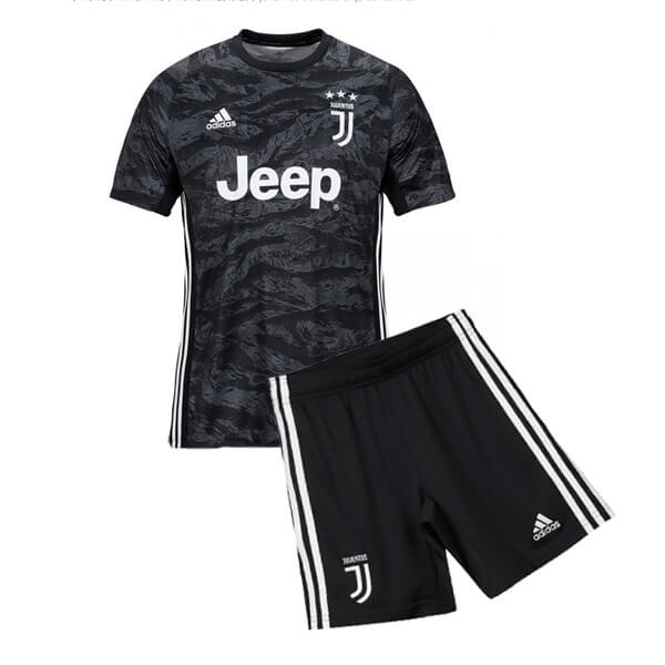 0f9d66b7c Juventus Home Goalkeeper Kids Football Kit 19/20 - SoccerLord