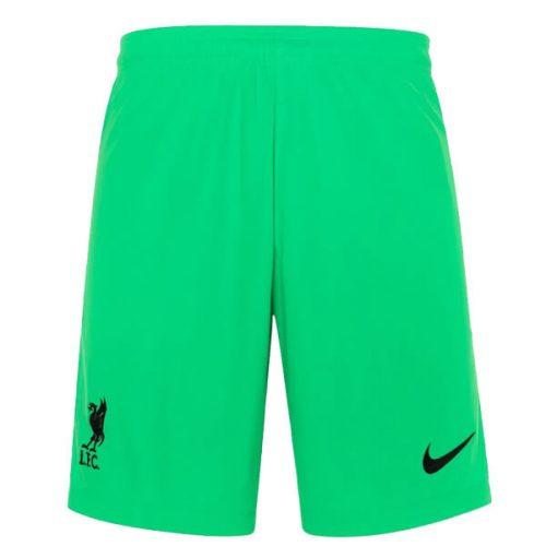 Liverpool Home Goalkeeper Football Shorts 21 22