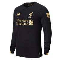 Liverpool Home Long Sleeve Goalkeeper Football Shirt 19 20