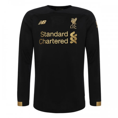 Liverpool Home Long Sleeve Goalkeeper Football Shirt 1920
