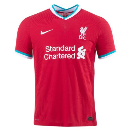 Liverpool Home Player Version Football Shirt 20 21
