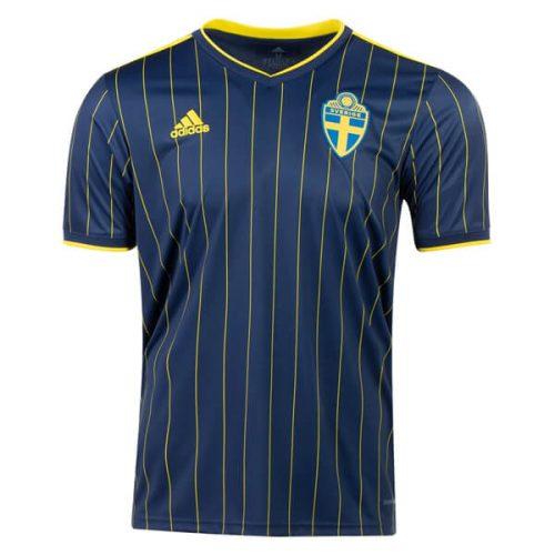 Sweden Away Football Shirt 2021