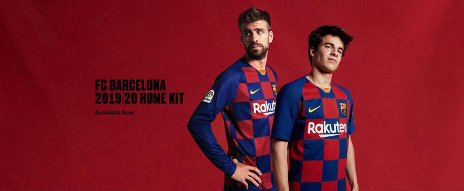 Barcelona Home Football Shirt