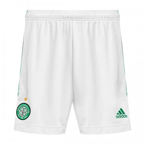 Celtic Home Football Shorts 20 21