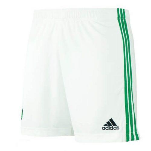 Celtic Home Football Shorts 21 22